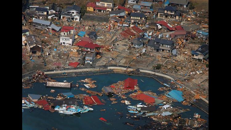 Today japan earthquake