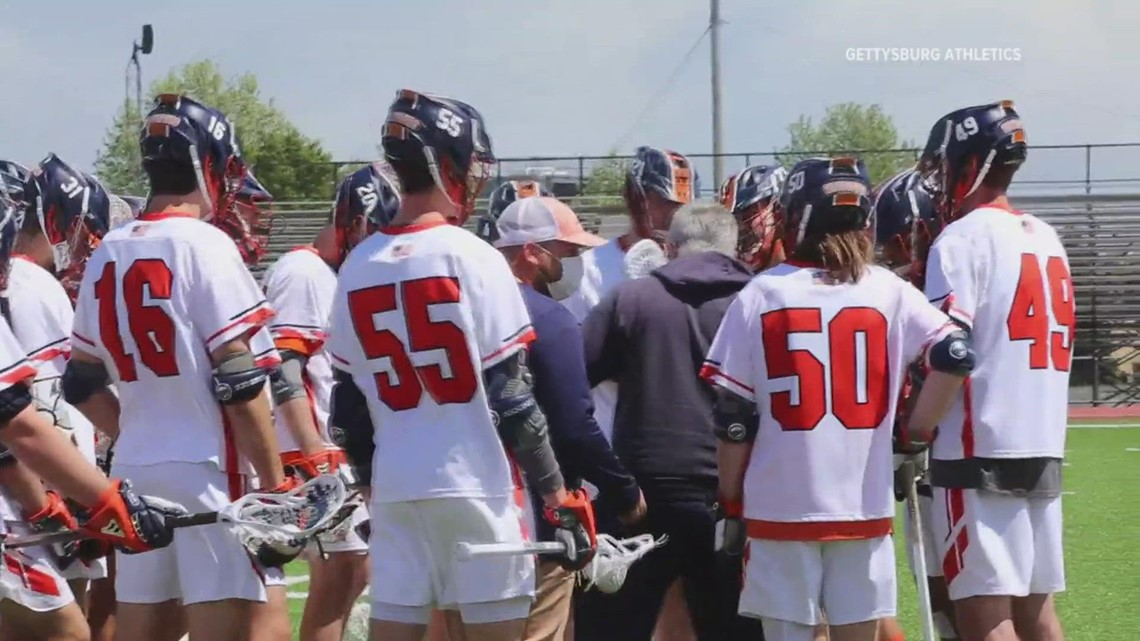 Gettysburg's Janczyk retires after nearly 40 years coaching lacrosse   Sunday Sitdown