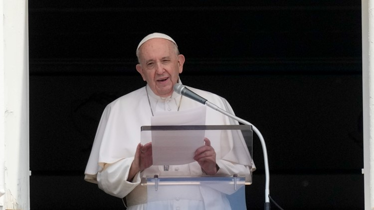 Pope demands food aid reach starving people of Tigray