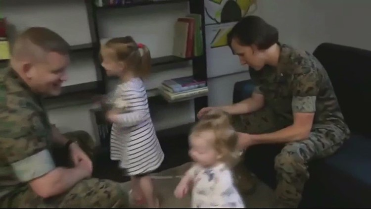 April is the 35th anniversary of Month of the Military Child