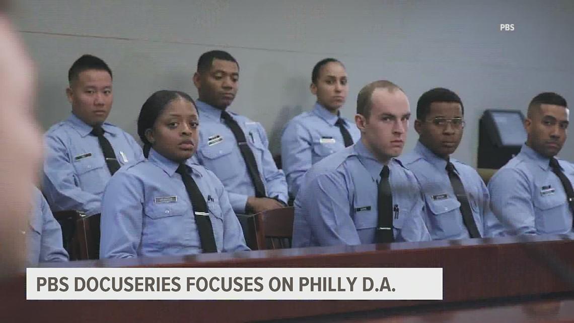 Docuseries focuses on Philadelphia District Attorney