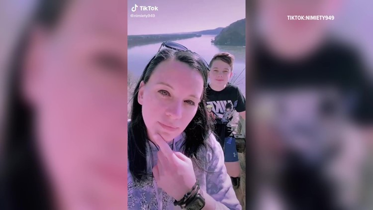 A woman from York shares her experience being on TikTok, and what she hopes her sons learn from it