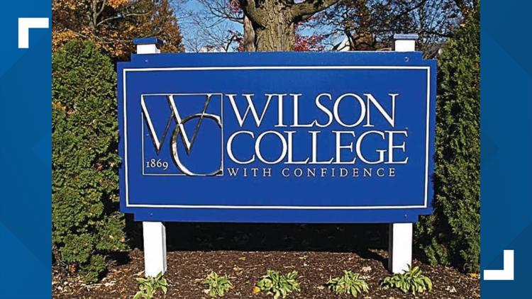 Wilson College announces scholarship lottery for students vaccinated against COVID-19
