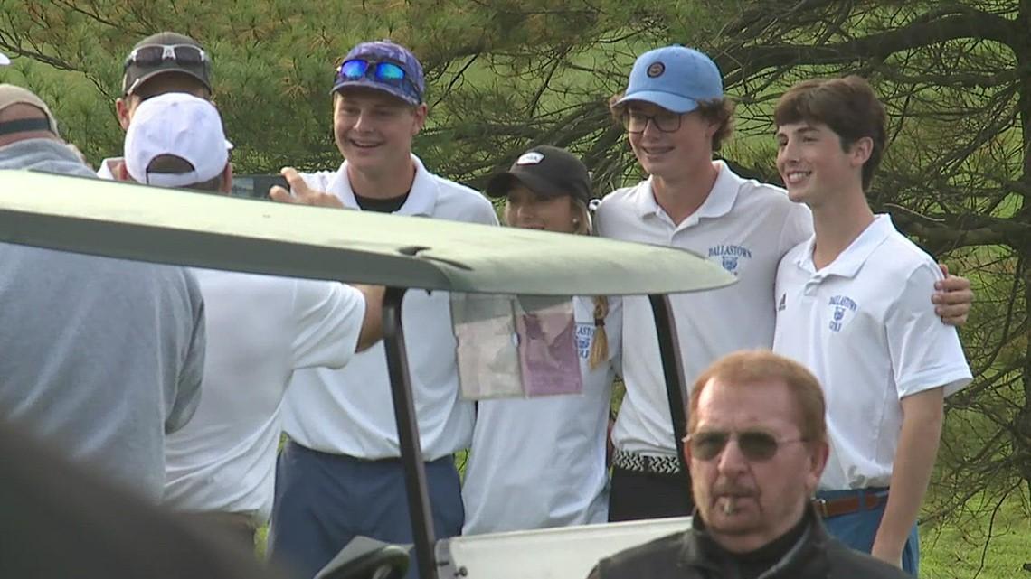 Sights & Sounds: PIAA AA & AAA State Team Golf Championships
