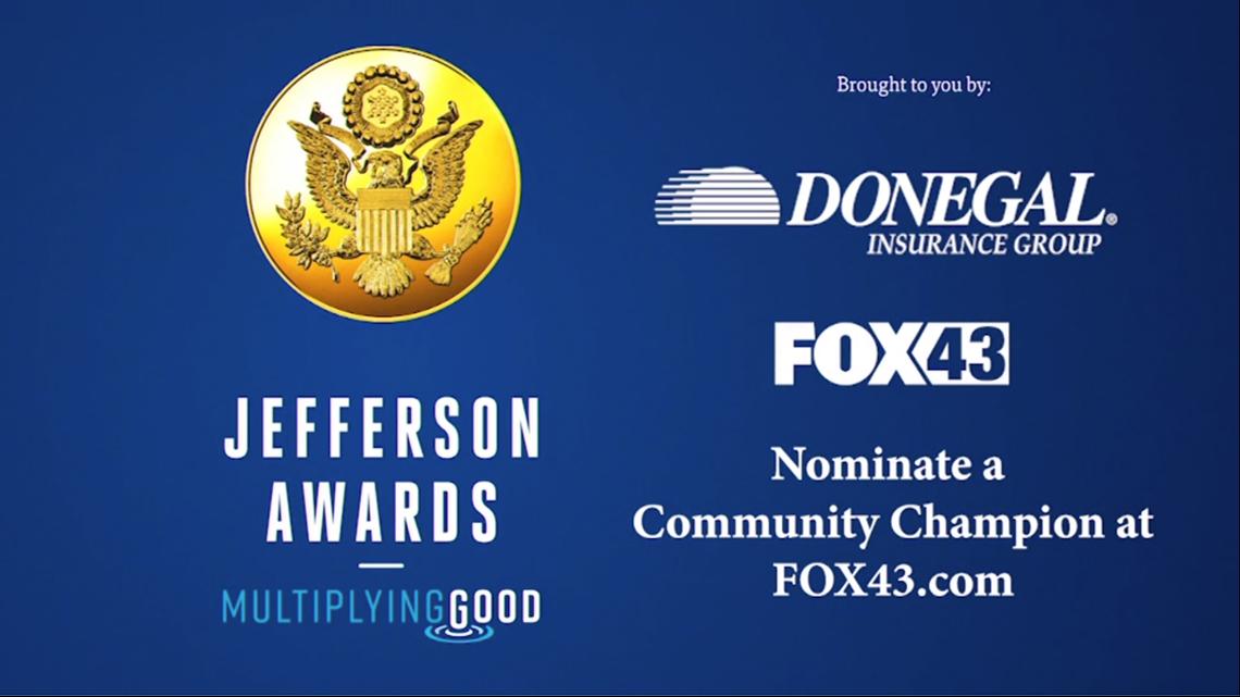 Jefferson Awards - Nominate an unsung hero