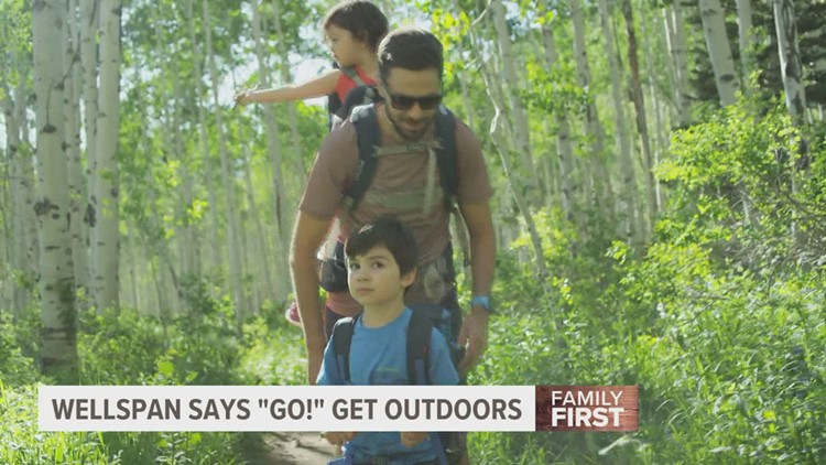 WellSpan encourages families to GO! | Family First with FOX43