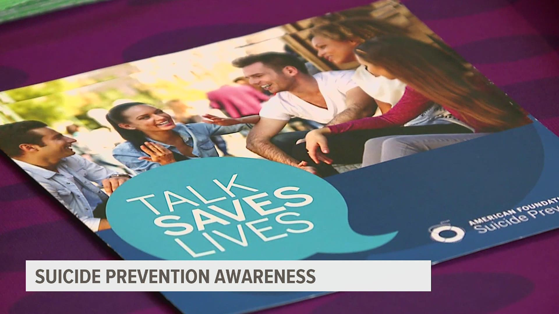 , World Suicide Prevention Day hits close to home for many Pennsylvanians