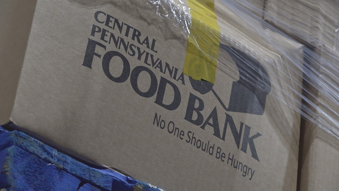 Effects of the supply chain crisis impact local food banks