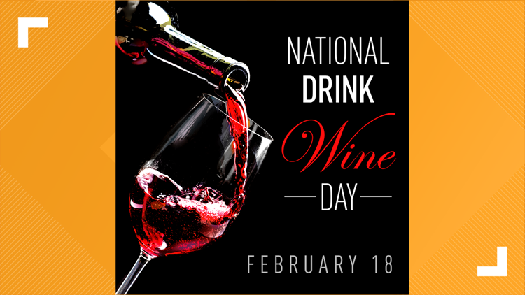 National Drink Wine Day 2021 deals and offers