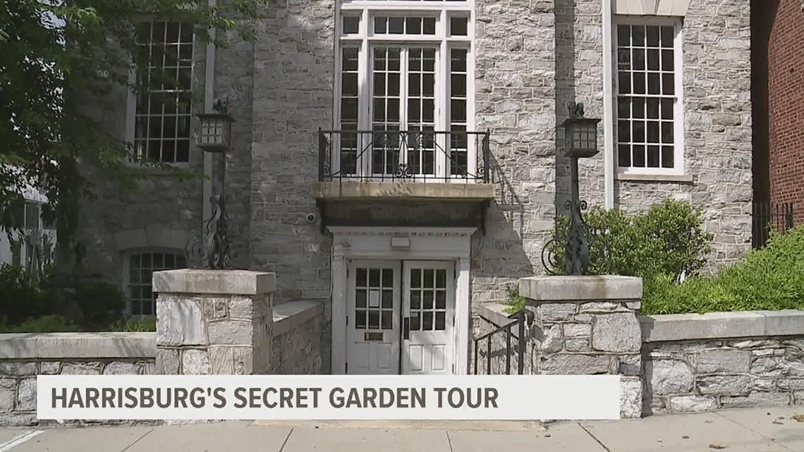 New stop added to Harrisburg's Secret Gardens Tour