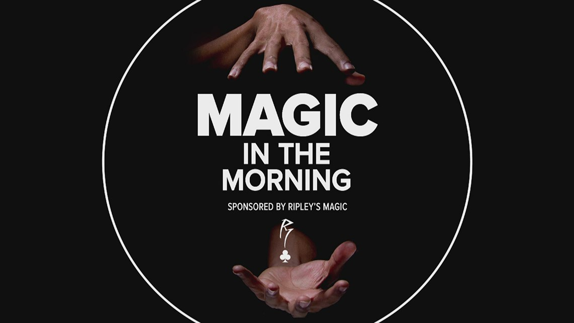 Magic in the Morning with Ripley's Magic