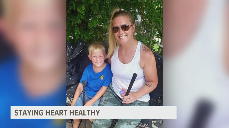 Staying heart healthy: Lancaster County mom shares her survivor story