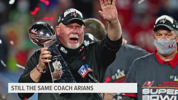 Baker reflects on Arians impact
