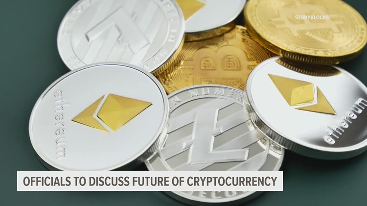 Officials in Harrisburg to discuss future of cryptocurrency