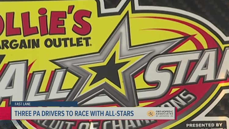 Fast lane: Marks, Wolfe and Reinhardt to race with All-Stars
