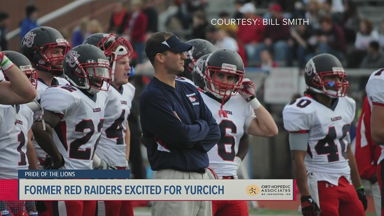 Former Red Raiders excited for new Penn State offensive coordinator Mike Yurcich