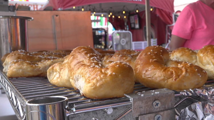 A guide to some your favorite food at the York State Fair