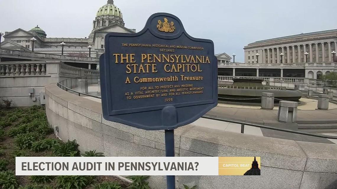 Pa. Republicans want election audit; Wolf, GOP colleagues say it won't happen   FOX43 Capitol Beat
