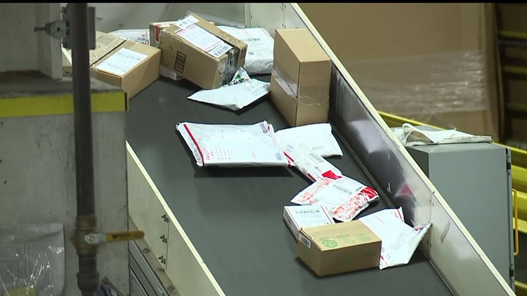 Are you dealing with mail delays in Pa.? Here's why USPS says is the problem | FOX43 Finds Out
