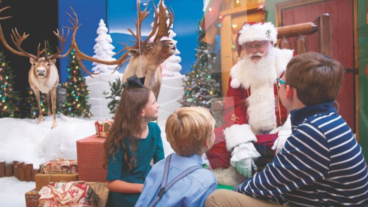 Bass Pro Shops And Cabela S Will Offer Contact Free Visits With Santa At Stores During The Holidays Fox43 Com