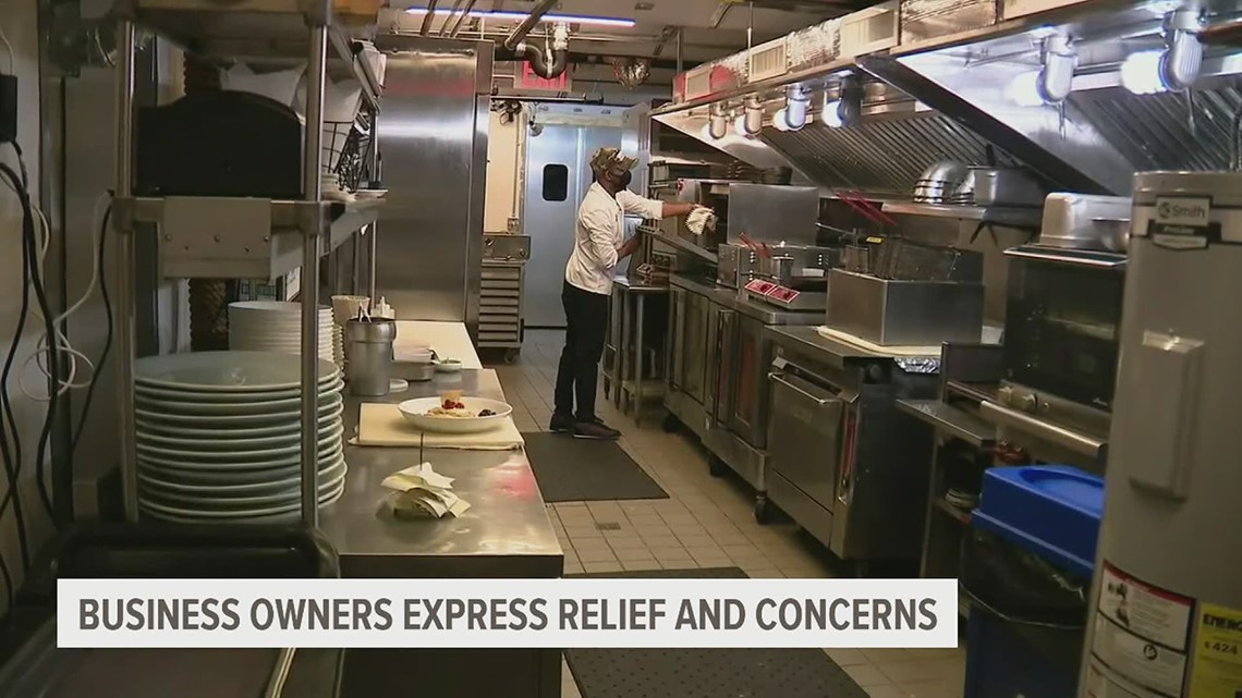 Business owners relieved to hear Pa. mitigation orders to lift, express concern over staffing