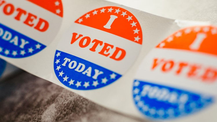 Oct. 18 is the deadline to register to vote in November's municipal election, 1