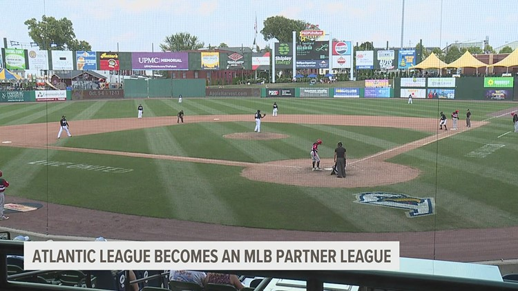 Atlantic League to experiment with two new rule changes this season as part of partnership with MLB