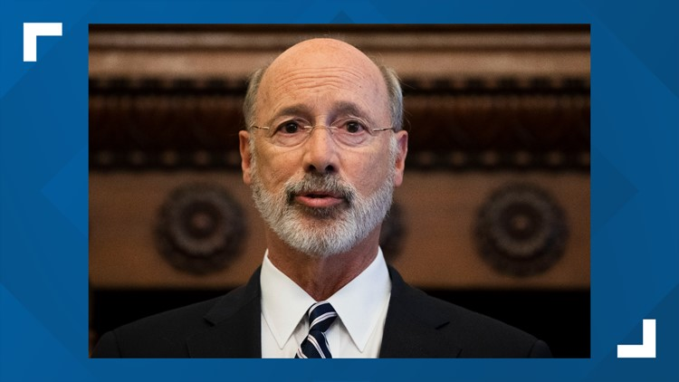 Governor Wolf unveils new legislation to combat campus sexual assault