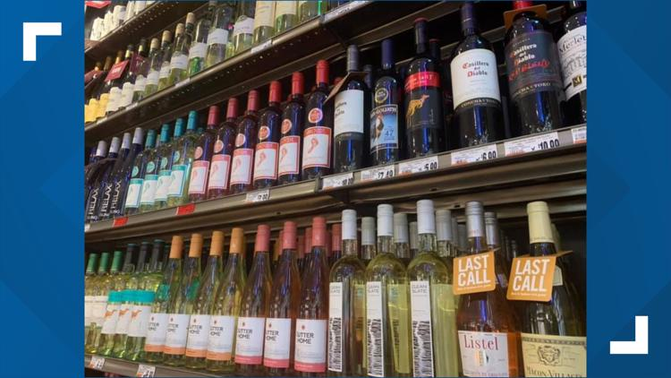 Pa Begins Allowing Limited Online Sales At Fine Wine Good Spirits Stores Fox43 Com