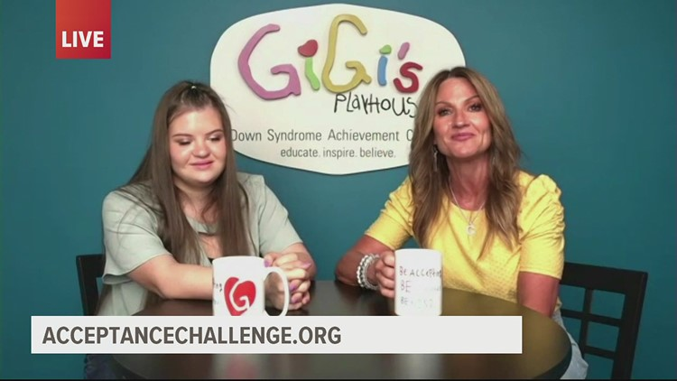 GiGi's Playhouse urges acceptance of all with new challenge