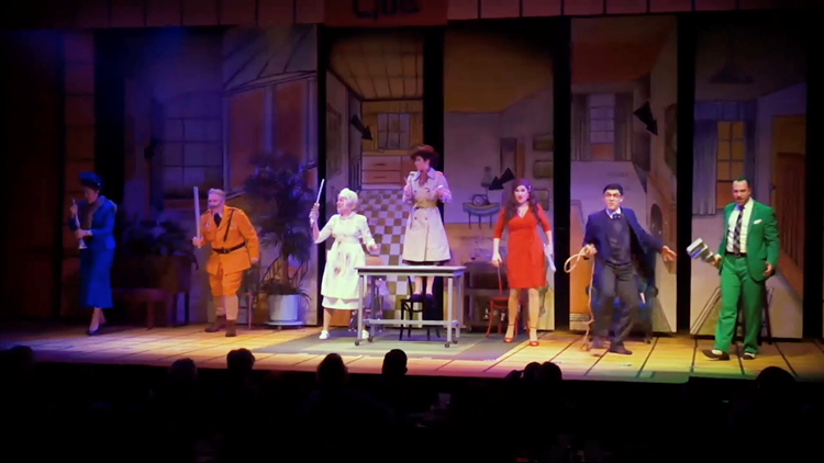 Dutch Apple Dinner Theatre announces delayed reopening