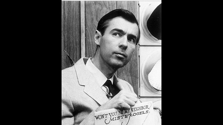 Today In History On Feb 19 1968 Mr Rogers Neighborhood Debuted On Television Fox43 Com