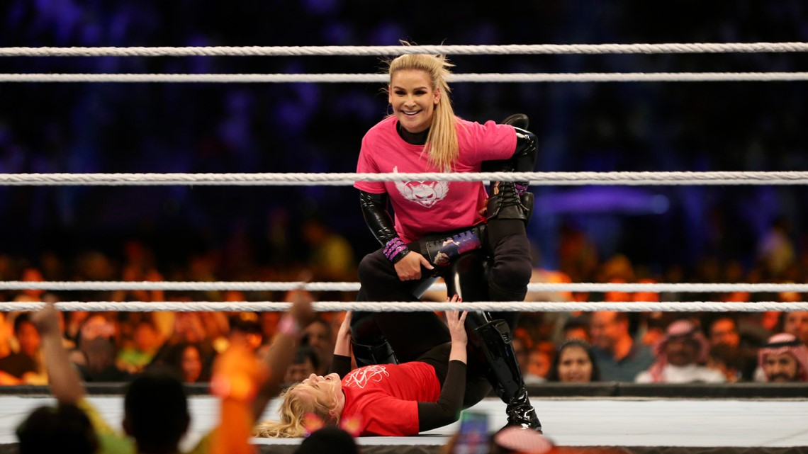 Natalya talks WWE SuperShow, being a woman in professional sports, and more