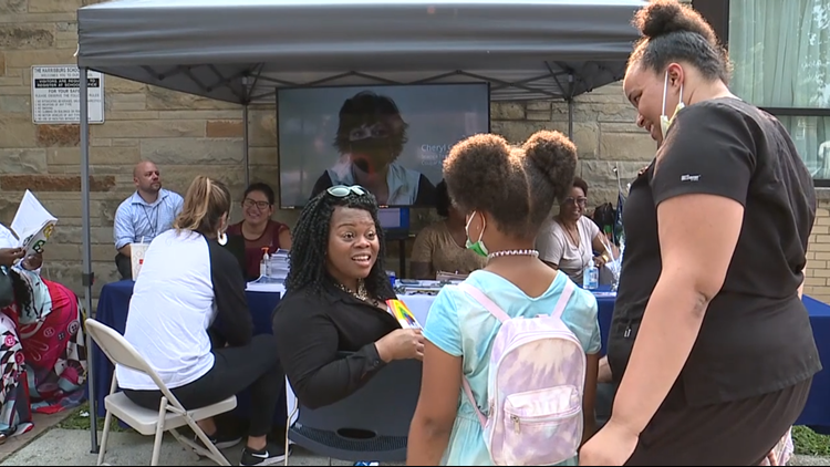 Parents are concerned about returning to school, so Harrisburg SD is offering three options