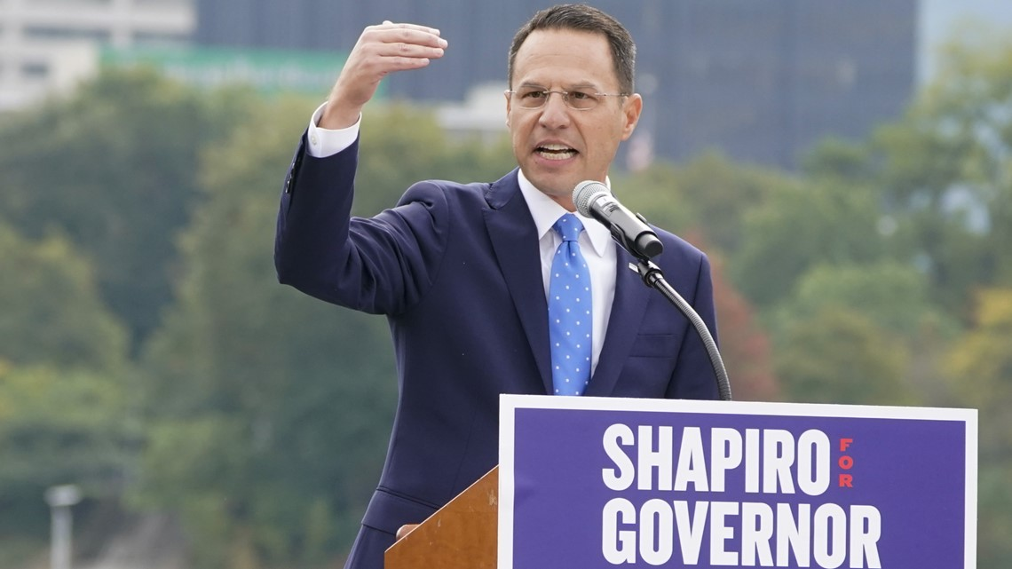 Pa. governor field in 2022 takes shape as Shapiro enters the race   FOX43 Capitol Beat