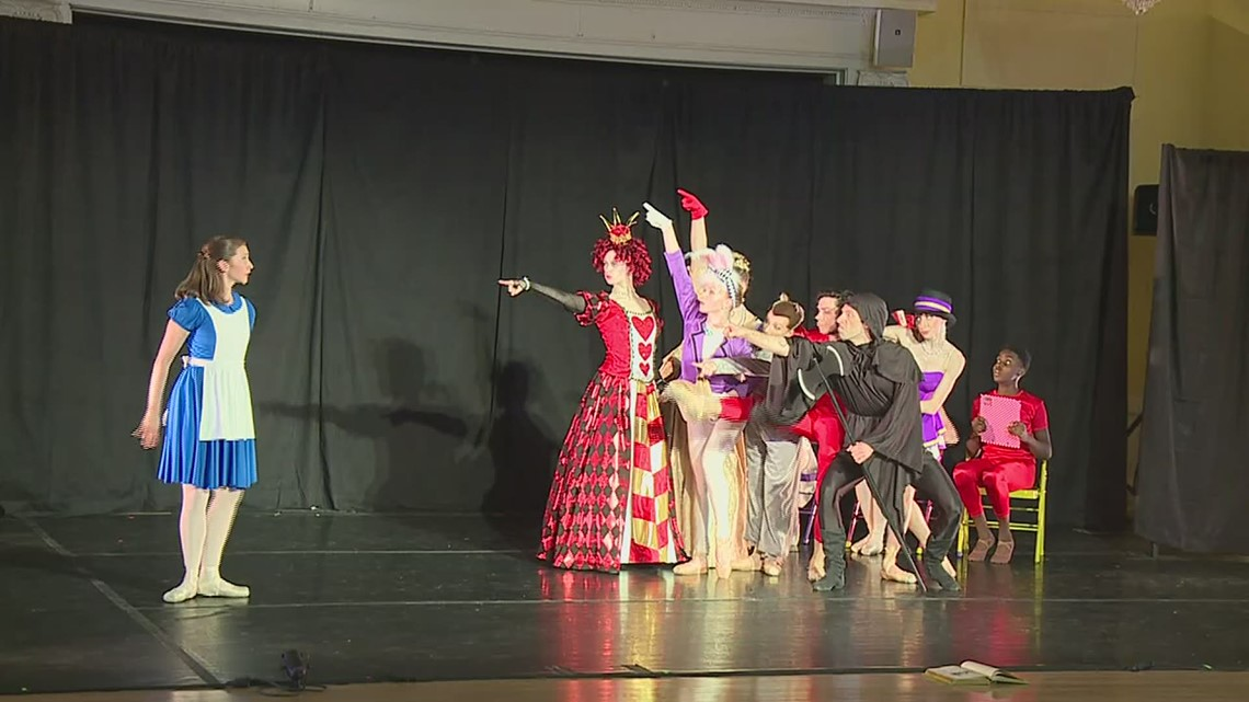 Ballet Quad Cities falls into 'Wonderland' for the weekend