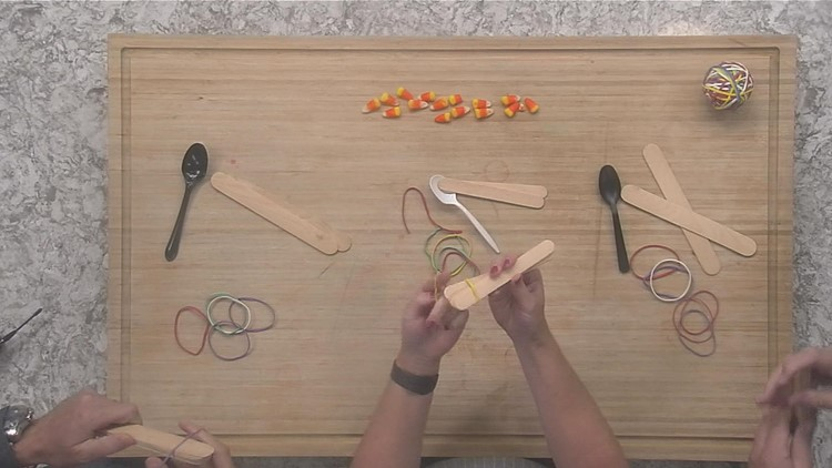 NAILED IT OR FAILED IT: How to Make Your Own Candy Catapult