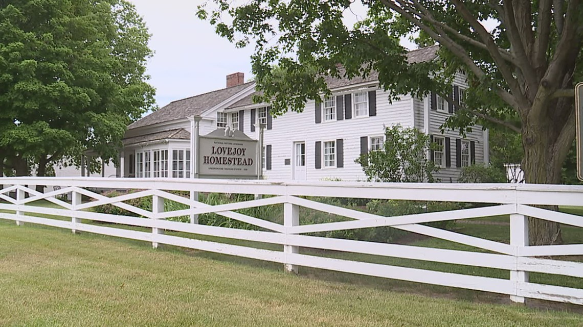 An Illinois underground railroad stop reminisces for Juneteenth