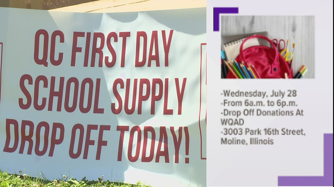 How you can help QC kids get back to school
