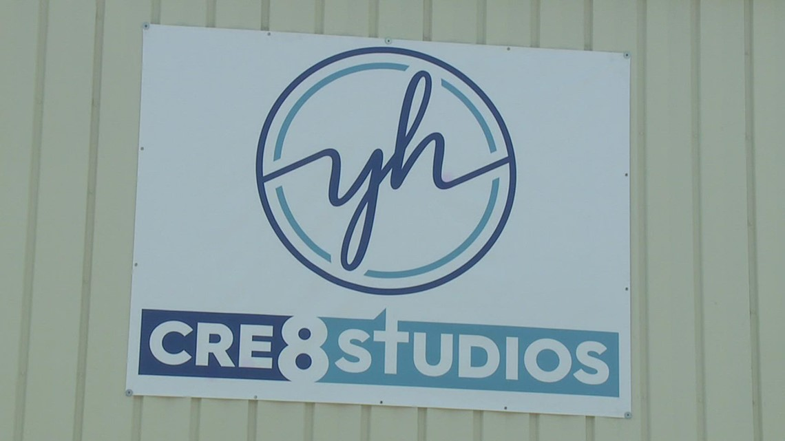 YouthHope launches new CR8 Studios creative arts center