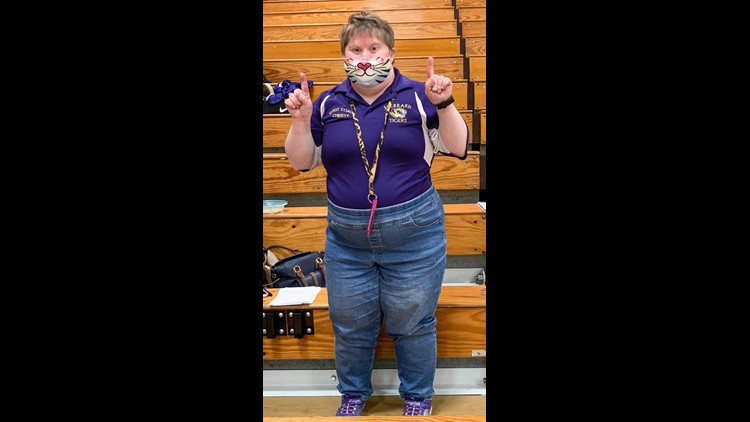 Sherrard Tigers' biggest fan returns to the stands