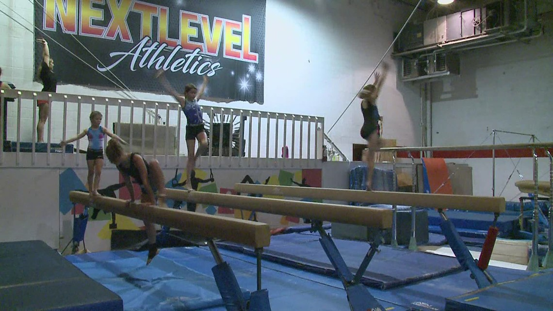 Local gymnasts express support for Simon Biles decision to step out of Olympics for mental health reasons