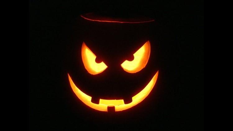 Iowa man accused of answering door naked Halloween night