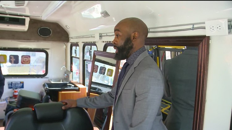 Kim Reynolds signed a bill allowing mobile barbershops