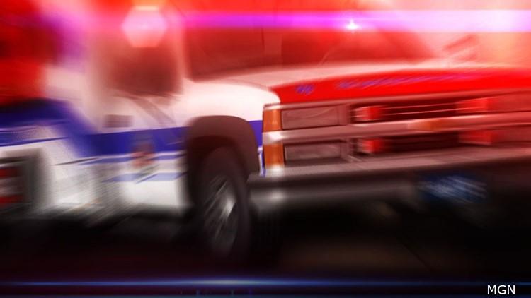 Highway worker injured by detached wheel in Warren County