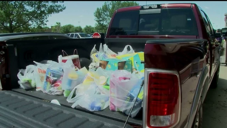 Family Resources holds 'Fill the Truck' event Saturday at area Hy-Vees