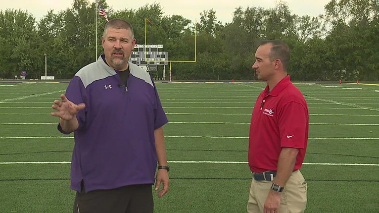 The Score On the Road: Visiting Muscatine's new turf field ahead of Pleasant Valley matchup