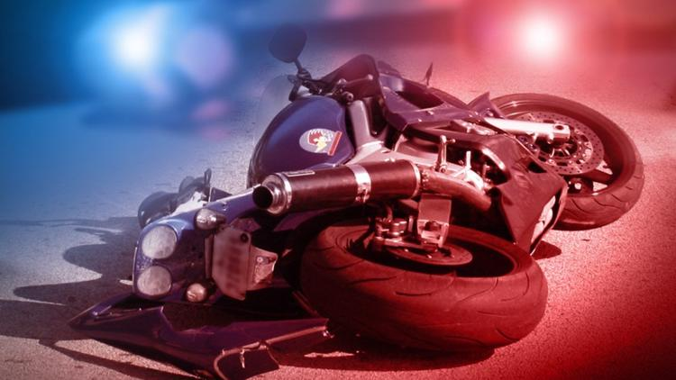 One person dead, another injured in Rock Island County motorcycle crash