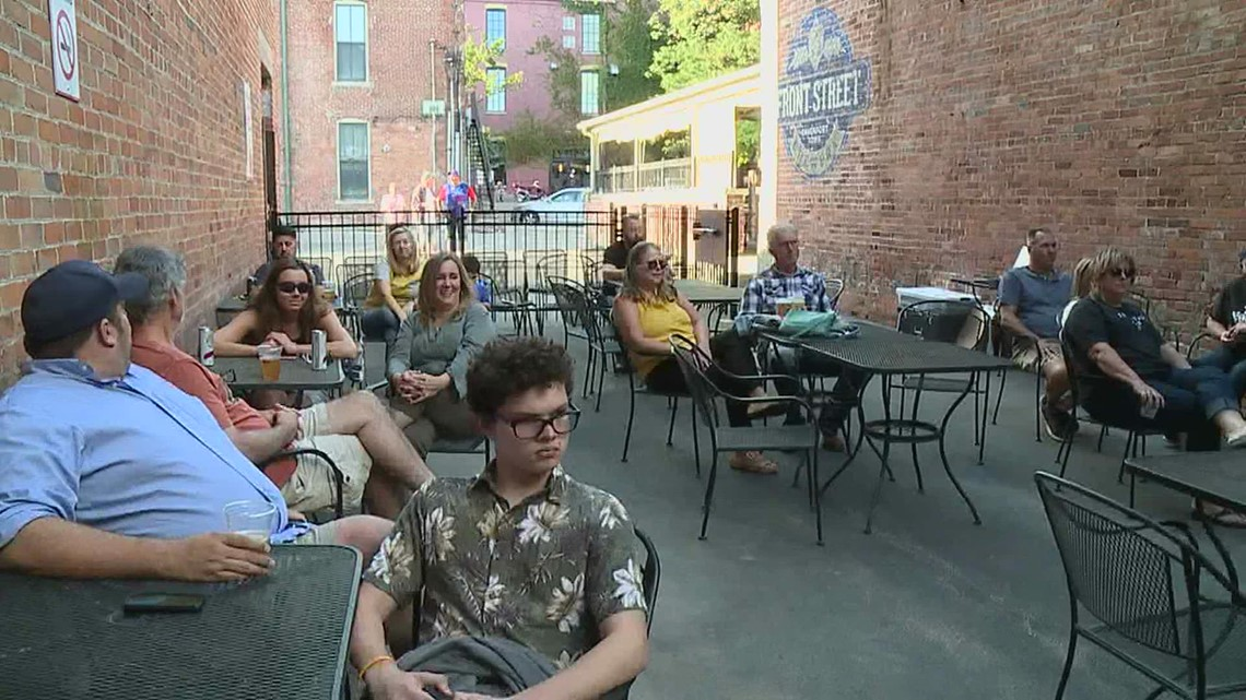 Alternating Currents Festival happening this weekend on both sides of the river