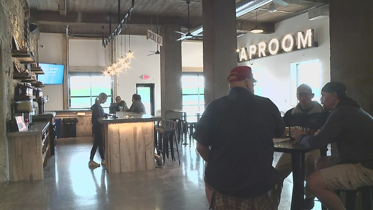 Bellevue brewery reopens in new location